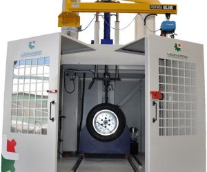 Machines for test and measurement of tires